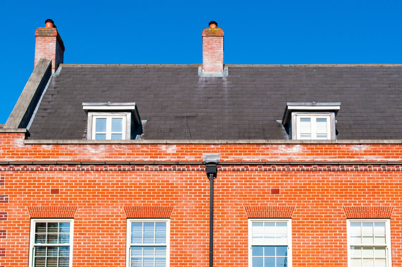 Chimney Flashing Exeter Devon