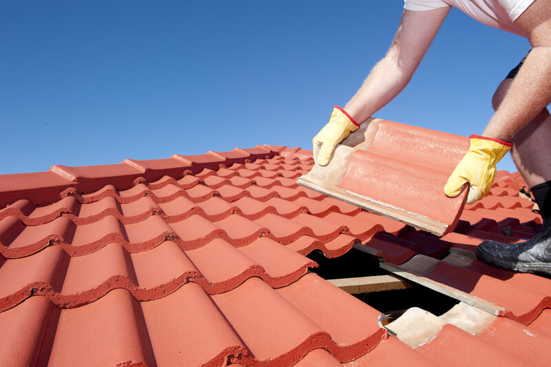 Replacement Roofing Tiles Exeter Devon